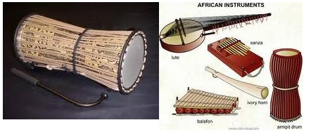 Nigerian Instruments For Music Facts About Nigeria