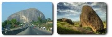 Nigerian Rocks