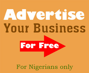 Advertise Nigerian Business