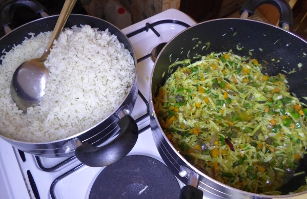 How to Cook Fried Rice in Nigeria | Facts About Nigeria