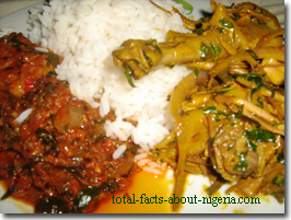 Nigerian dessert nkwobi