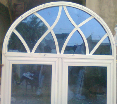 Aluminium fabricator in lagos nigeria facts about nigeria for Door design nigeria