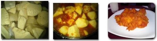 Porridge Yam