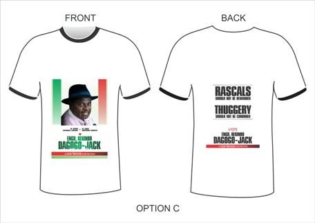print on t shirt