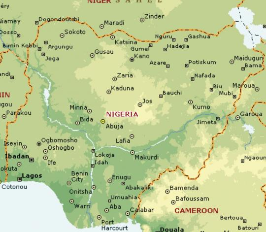 the three major tribes in nigeria