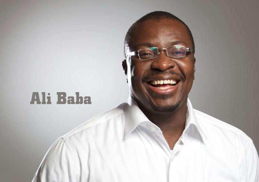 Ali Baba Comedian