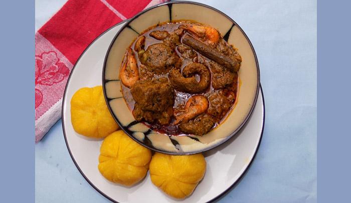 Food culture in Nigeria