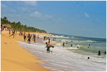 Nigerian beaches