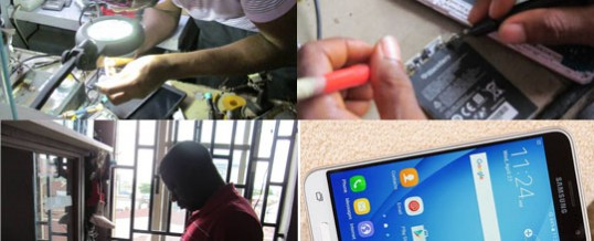 Phone Repairs in Portharcourt, Nigeria.